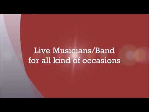 Live Music for all occasions