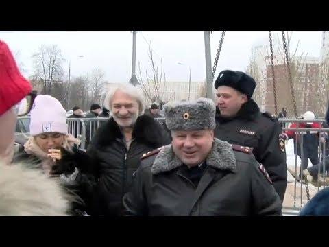 Полковник ОГОНЬ.Мичуринский 30Б
