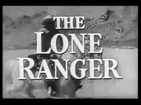 the lone ranger theme song