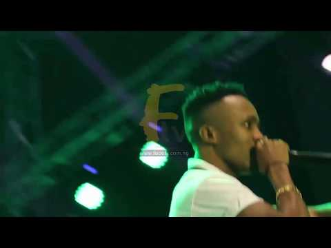 HUMBLE SMITH PERFORMED FOR LAGOCIAN AT ONE LAGOS COUNT DOWN FIESTA
