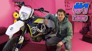 1. Tuning für mein Motorrad! 😏