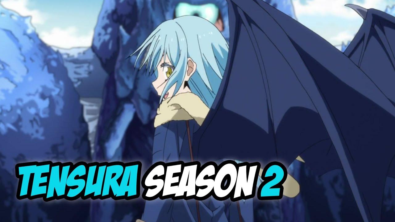 Diablo follows rimuru's orders to the letter. Tensei Shitara Slime Datta Ken Season 2 Youtube