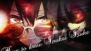 (How to) draw Inukai Isuke from Akuma no Riddle