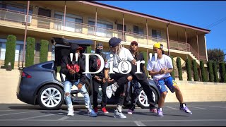 """DIOR"" / ""SNITCHING"" - Pop Smoke 
