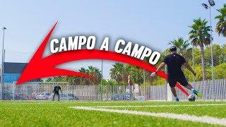 CAMPO A CAMPO ¡Reto de fútbol 1vs1! [Crazy Crew]