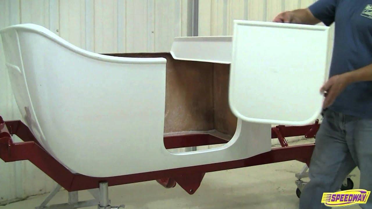 T-Bucket and Street Rod Kits Body Basics from Speedway Motors - YouTube