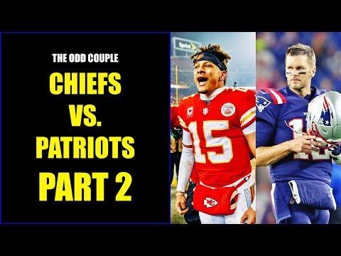 Chris Broussard & Rob Parker: Chiefs VS Patriots