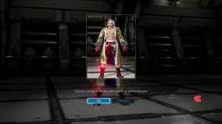 Comienza el episodio 2 de Tekken 7