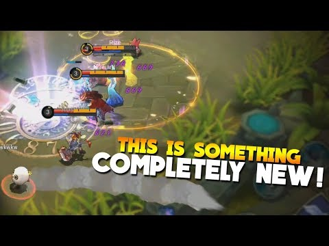 New Hero Digger Sick Damage! + Egg Trolling! Mobile Legends Gameplay Build
