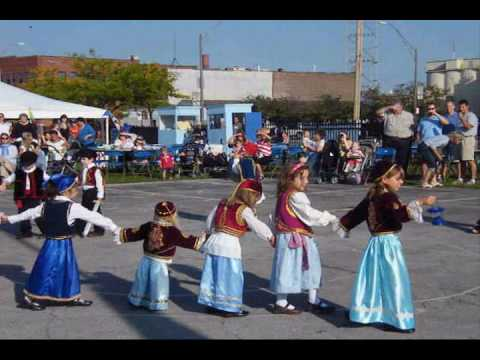 2009 Greek Festival part  1