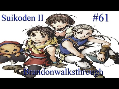 Let's Play Suikoden II -- 61) New Leaf Academy