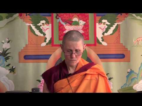 Meditation on the initial scope of the lamrim