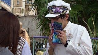 【TDS】ゲストと一緒に案内を聞くファンカスト ハシモトさん【ファンカスト】 thumbnail