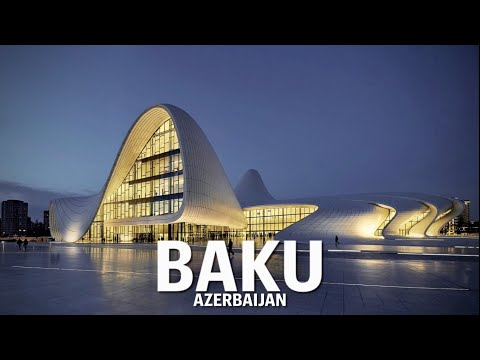 Baku City Street Tour, The Parisian Flair of Azerbaijan Capital
