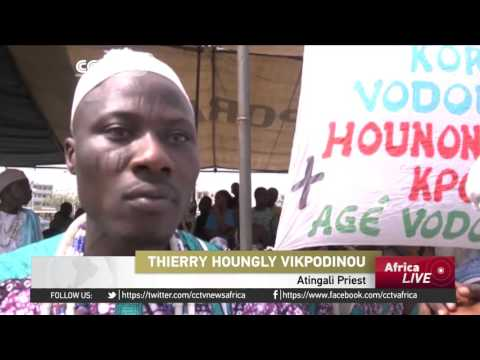 Benin voodoo day: 23rd voodoo National day celebrated in capital Cotonou