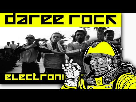 DAREE ROCK - ELECTRONIC DANCER