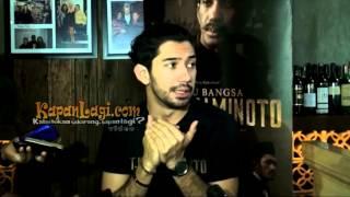 Tantangan Reza Rahadian di Film Guru Bangsa Tjokroaminoto