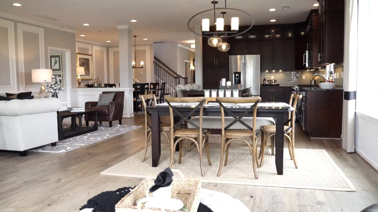 Delicieux The Washington   A Designer Model Home By Traditons Of America
