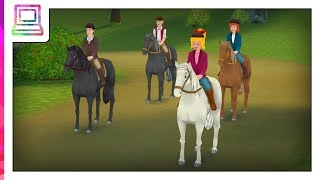 Baixar Bibi und Tina - Das Große Reiterfest : Wii (Pferdespiel)