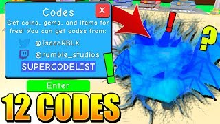 ALLE 12 BESITZER PET CODES IN BUBBLE GUM SIMULATOR! (Roblox)