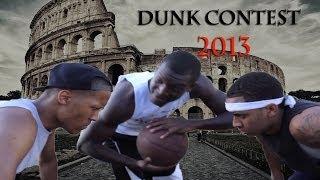 2013 DUNK CONTEST