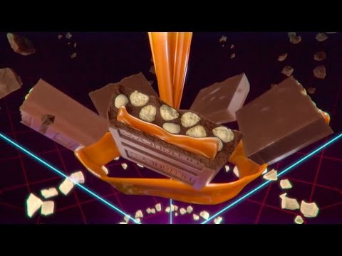 Hershey's Cookie Layer Crunch - Classic Reimagined