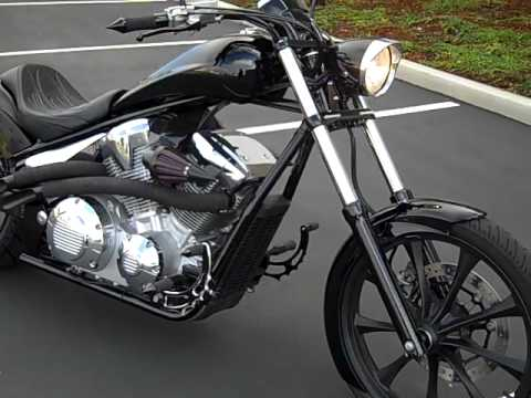 Honda Fury W Sumo X Kit Youtube