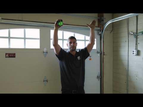 How To Measure The Radius Of Your Garage Door