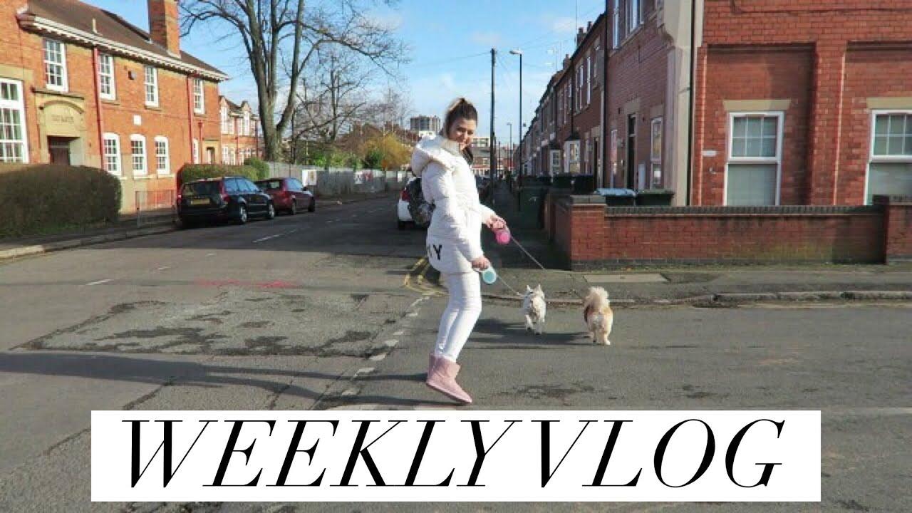 Weekly vlog: Un nou job si 4 perechi de incaltaminte la 75 de ron. #ViatacuMaria