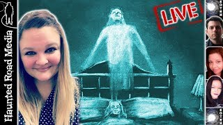Visions From The Afterlife with Paranormal Investigator and Author Katie Hopkins