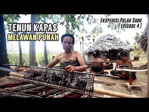 Tenun Kapas Melawan Punah   Ekspedisi Pulau Sabu (4)