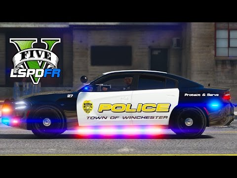 GTA 5 - LSPDFR Ep289 - My Local Police Department!!