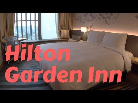 Hilton Garden Inn Singapore Serangoon (Deluxe 1417, Limited View)