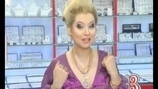 Лена Ленина (Elena Lenina) в рекламе Ваше Золото (с собакой)