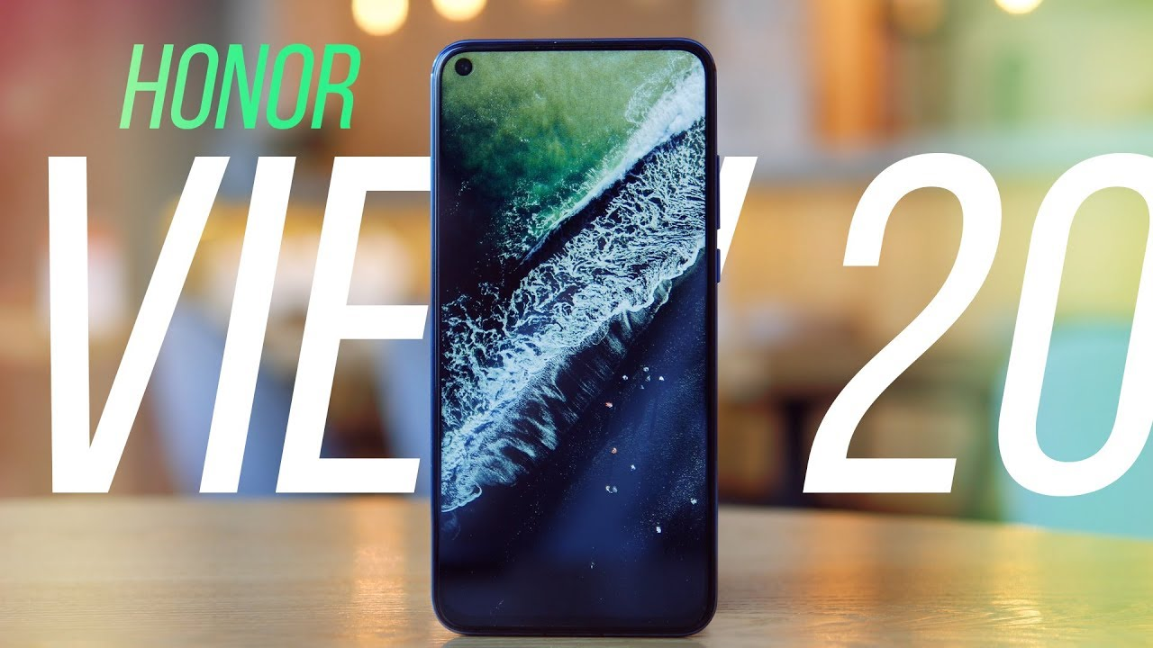 Huawei Honor View 20 - Review!