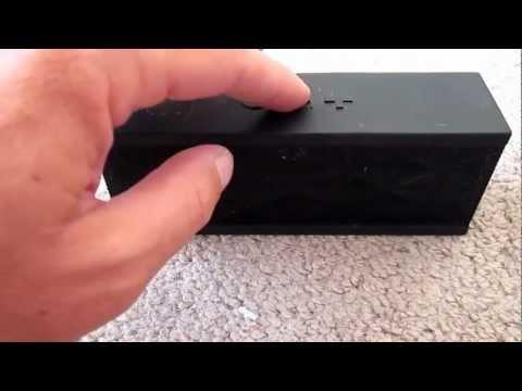 Jawbone Jambox Review Youtube