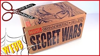 Marvel Collector Corps SECRET WARS Blind Bag Bonanza Episode 70