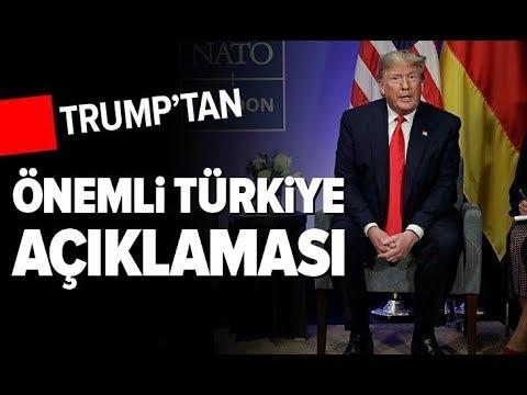 son-dakika:-trump'tan-türkiye-açıklaması!-/-a-haber