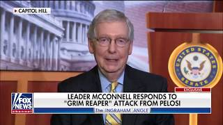 Shocking: Democrats Negotiate with Mitch McConnell Using His Favorite Move | Full Frontal on TBS