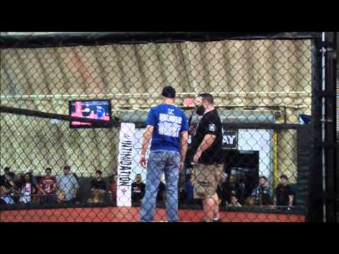 Hardrock MMA 64 Pro Fighter Brandon Showtime Hurst Interview with Gary Thomas from Bluegrass MMA
