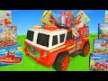 Kinder Spielzeug Kanal Youtube Channel in Fire Truck Ride On Surprise: Toy Vehicles, Lego Construction Cars & Toys Play for Kids Video on substuber.com