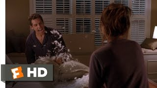 Along Came Polly (6/10) Movie CLIP - Stabbing the Pillows (2004) HD