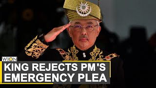 Malaysia's king rejects emergency rule in blow to PM Muhyiddin | World News | WION News