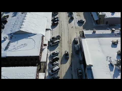 Jackson Hole Drone Footage