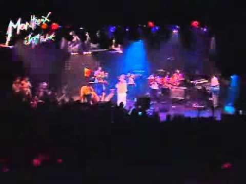 Turbulence & Sizzla   Live at Montreux Jazz Festival