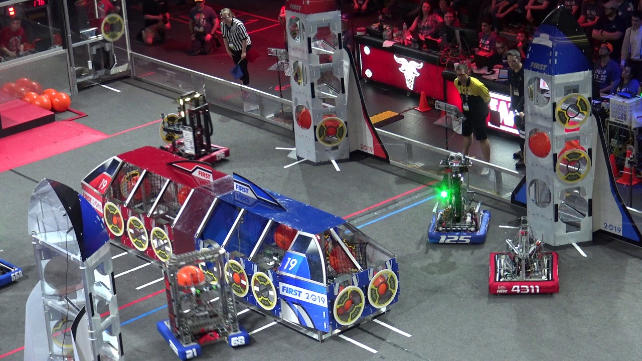 3c8fc8fdf Robotics Events for the Masses - Empow Studios