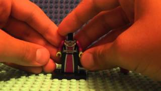 Обзор Лего Минифигурки Серия 8 ( Инопланетянка )