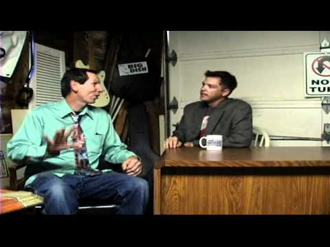 Frankie Elliston & Gordon Douglas on Light Talk ep2