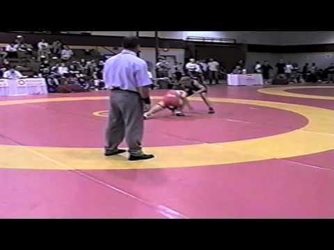2005 Canada Cup: 51 kg Megum Naehara (JPN) vs. Libanis Rivera (PUR)