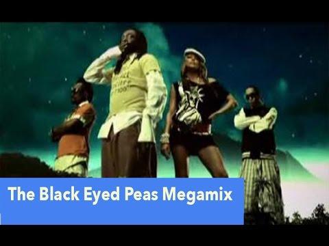 The Black Eyed Peas Megamix (2016)